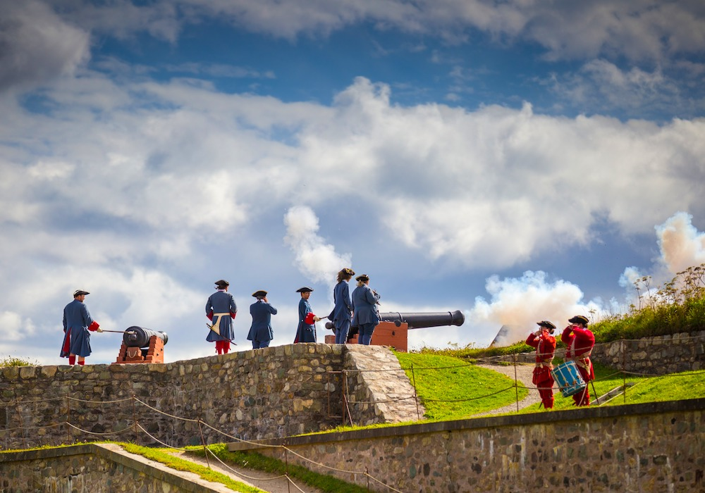 fortress-louisbourg-nova-scotia