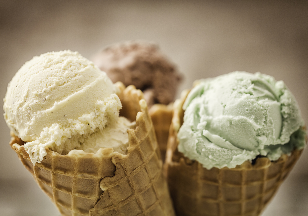 vanilla-chocolate-mint-icream