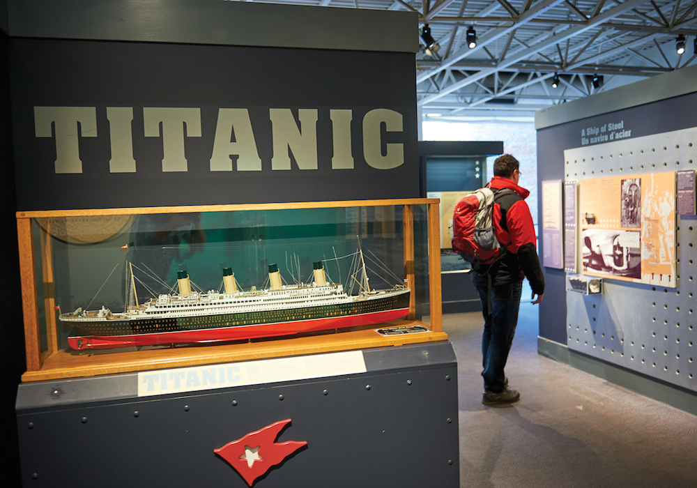 titanic-display