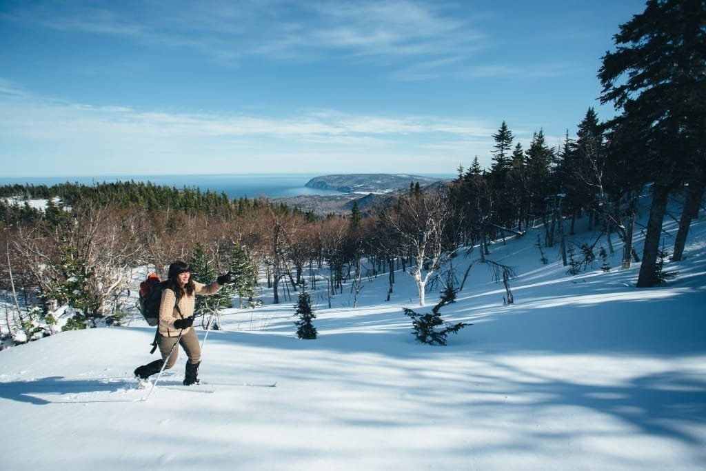 A Cape Breton Winter Weekend