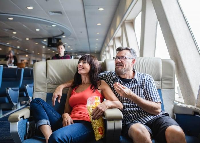 Onboard Amenities 6
