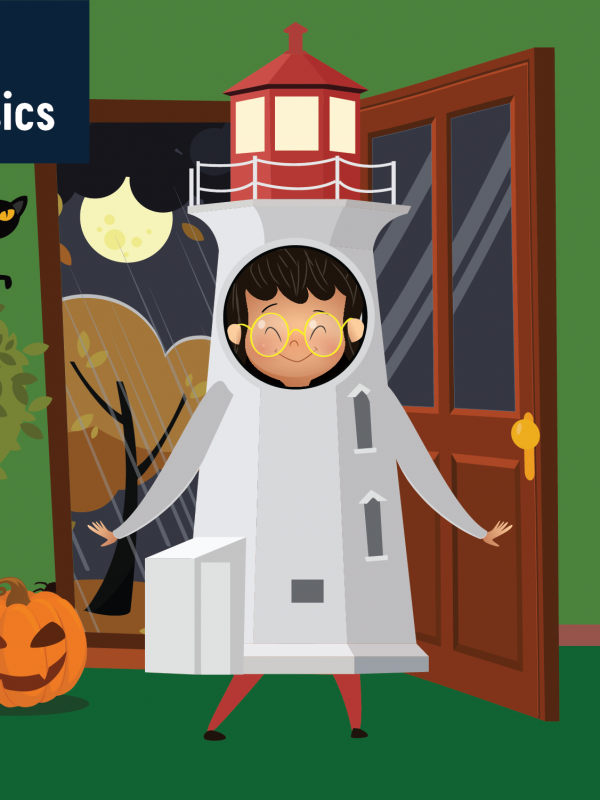 Halloween Costume Ideas Inspired by the Maritimes