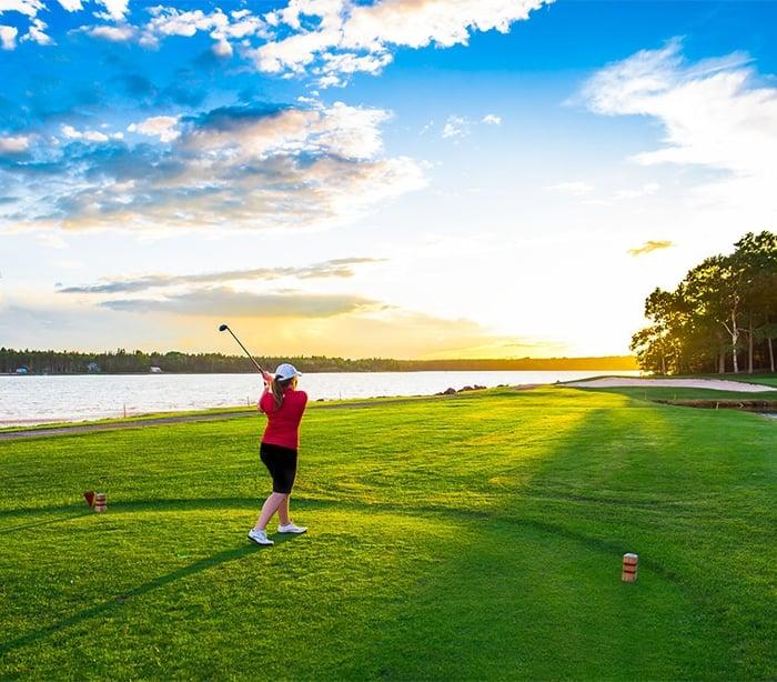 World-class Golf