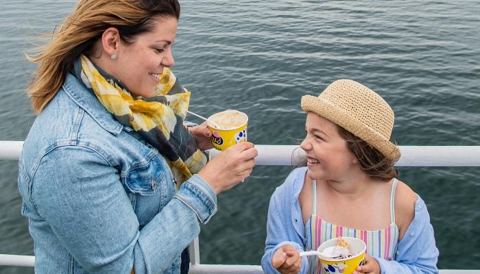 Ice Cream, Snacks and Souvenirs