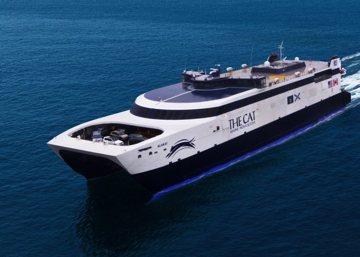 Start-up Yarmouth/Bar Harbor Ferry Service