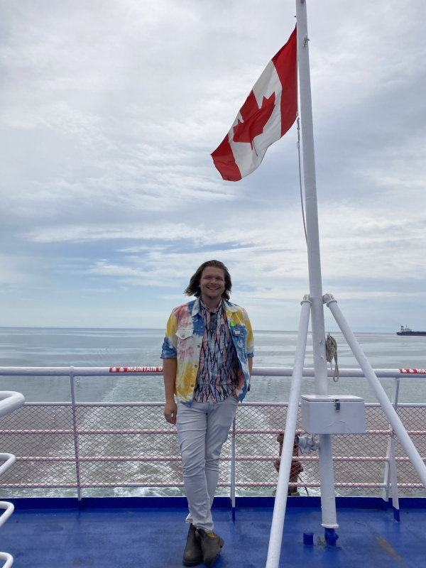 Setting Sail Aboard Fundy Rose 7
