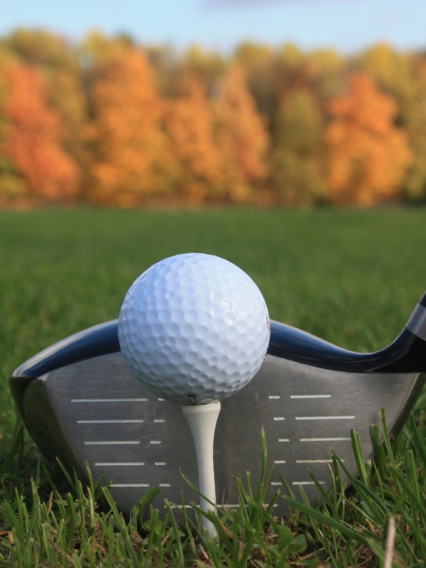 Play A Round This Fall